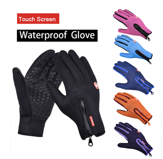 Thermala™ Premium Thermal Windproof Gloves (Unisex)