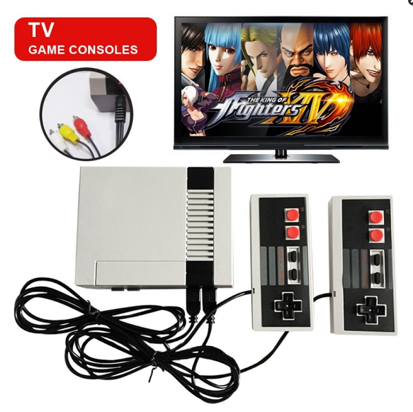 Mini TV Handheld Retro 620 Video Game Console