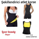 Hot Shapers Termal Atlet