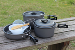 Authentic 2-3 People Camping Set Pot