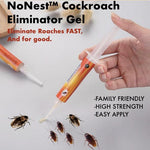 NoNest™ Cockroach Eliminator Gel