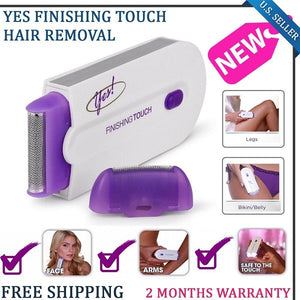 FINISHING TOUCH HAIR REMOVER