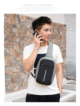 Backpacks - Anti-Theft Slingbag