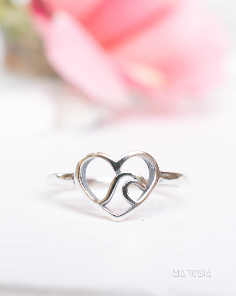 Toe Ring ~ Sterling Silver 925~ SMT024 - Maresia Jewelry