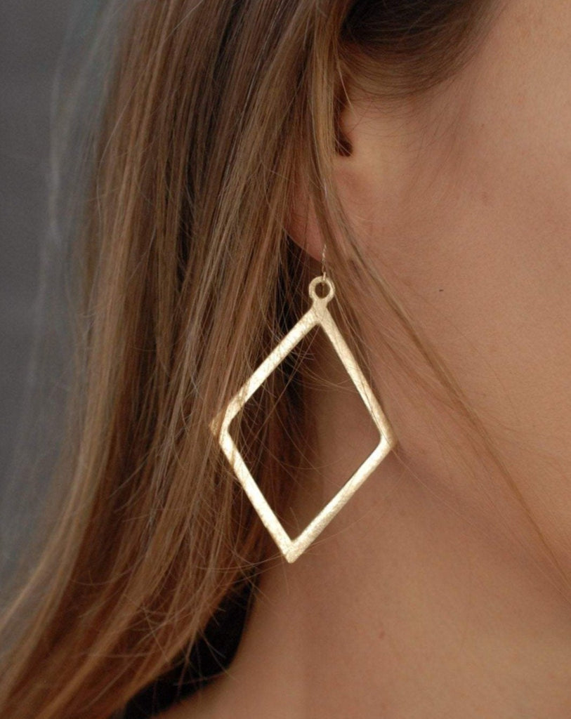 Joanne ~ Gold Plated ~ ME028 - Maresia Jewelry