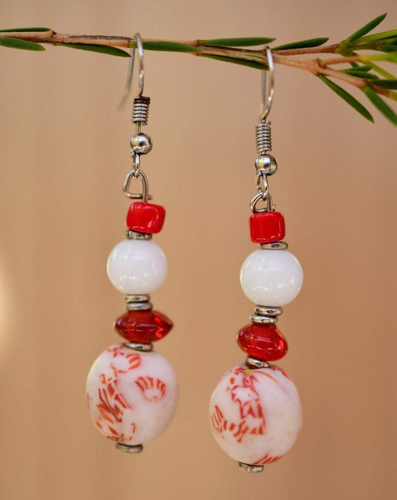 Glass Beads earrings