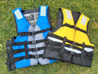 PFD Traditional Style - CE Approved (Personal Floatation Device)