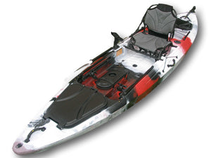 BIG DACE 13ft (3.95m) - Pro Angler Fishing Kayak