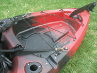 DACE 10ft (3.1m) - Pro Angler Mini Fishing Kayak