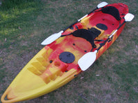 CASTOR - Double Recreational/Fishing Kayak (PRE-ORDER AVAILABLE NOW!)
