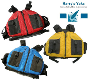 PFD Multi-fit Type 2 Jacket (Personal Floatation Device)