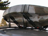 J-Rack Adjustable Kayak Carrier (for Roof Rack)