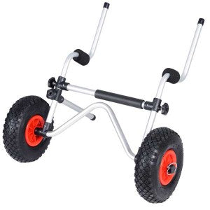 Kayak Trolley - Aluminium (Poke-through)