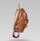 Begicher Vintage Leather Backpack