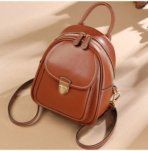 Clavering Classic Fashioned Small Backpack
