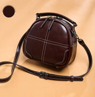 Lougheed Round Shape Crossbody Handbag