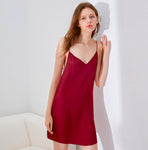 Rote Nightdress