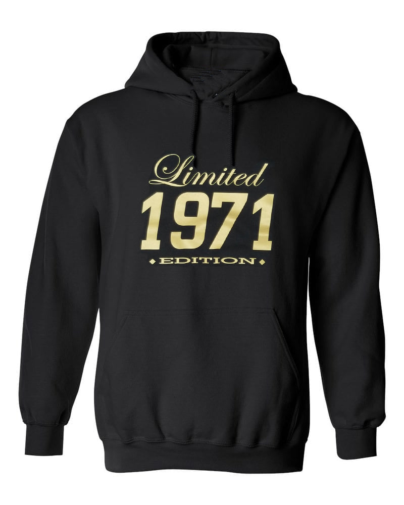 Limited Edition Birthday Hoodies (Limited Time Only!)