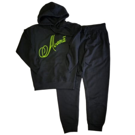 Abana Pullover Hoodie Jogger Set