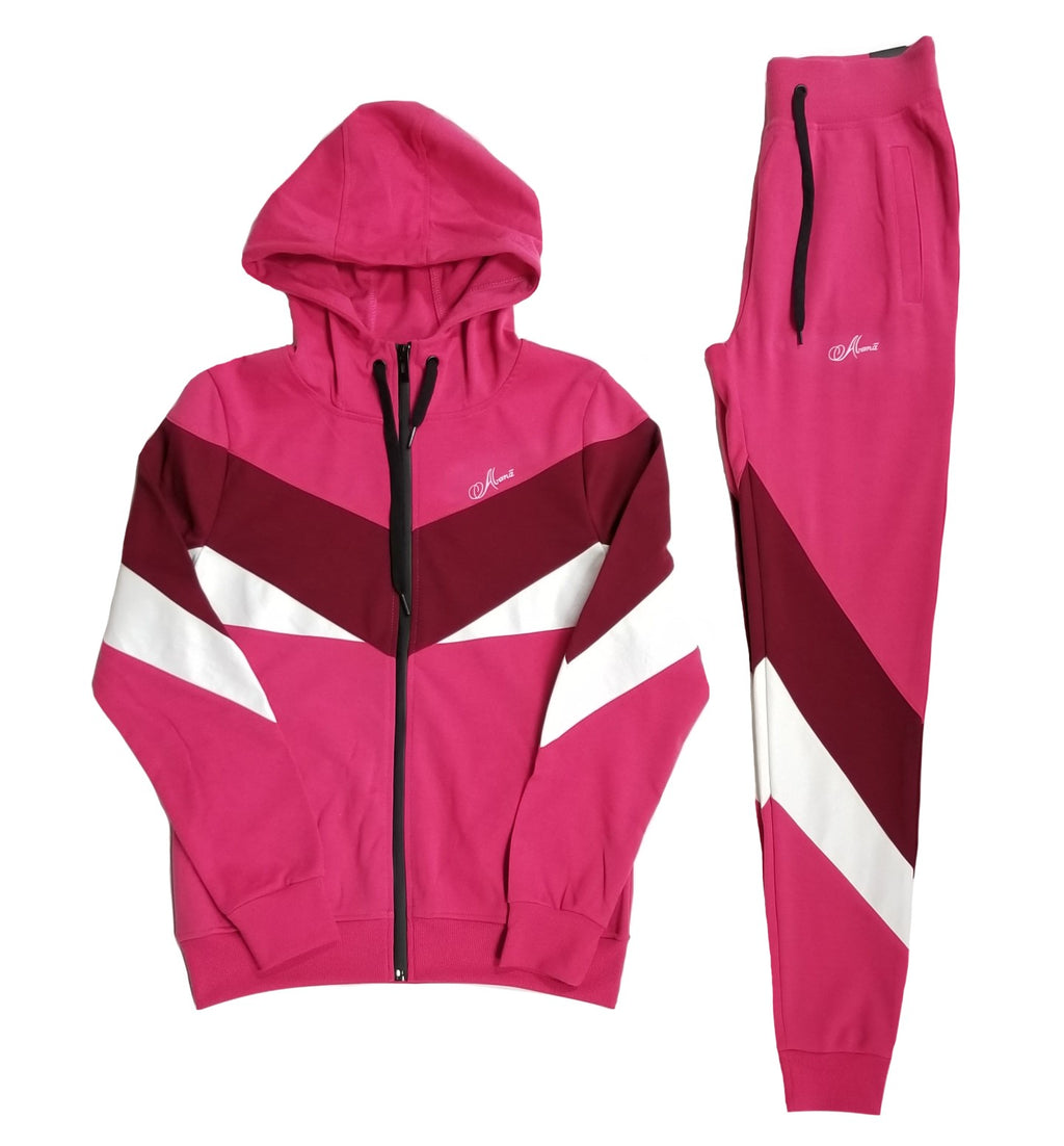 Abana Women Track Suits (CLICK TO VIEW OTHER COLORS)