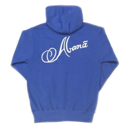 Abana Zippered Hoodie (Limited Time Only!)
