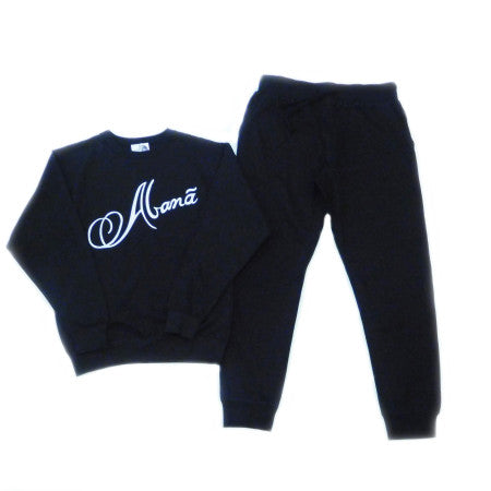 Abana Men Sweatshirt Jogger Set