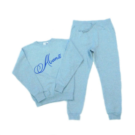 Abana Women Sweatshirt Jogger Set