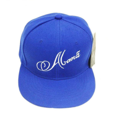 Abana Solid Snapback (CLICK TO VIEW OTHER COLORS)