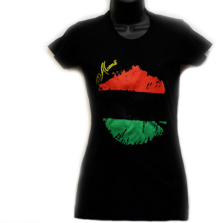 Abana Women T-Shirt's (CLICK TO VIEW OTHER COLORS)