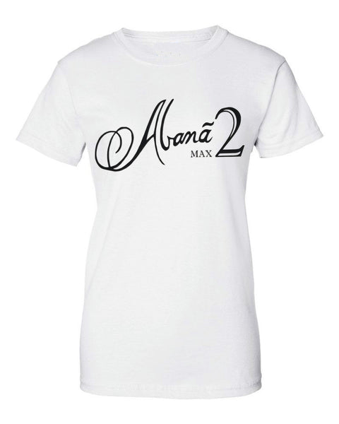 Abana Max II Women Tees (CLICK TO VIEW OTHER COLORS)