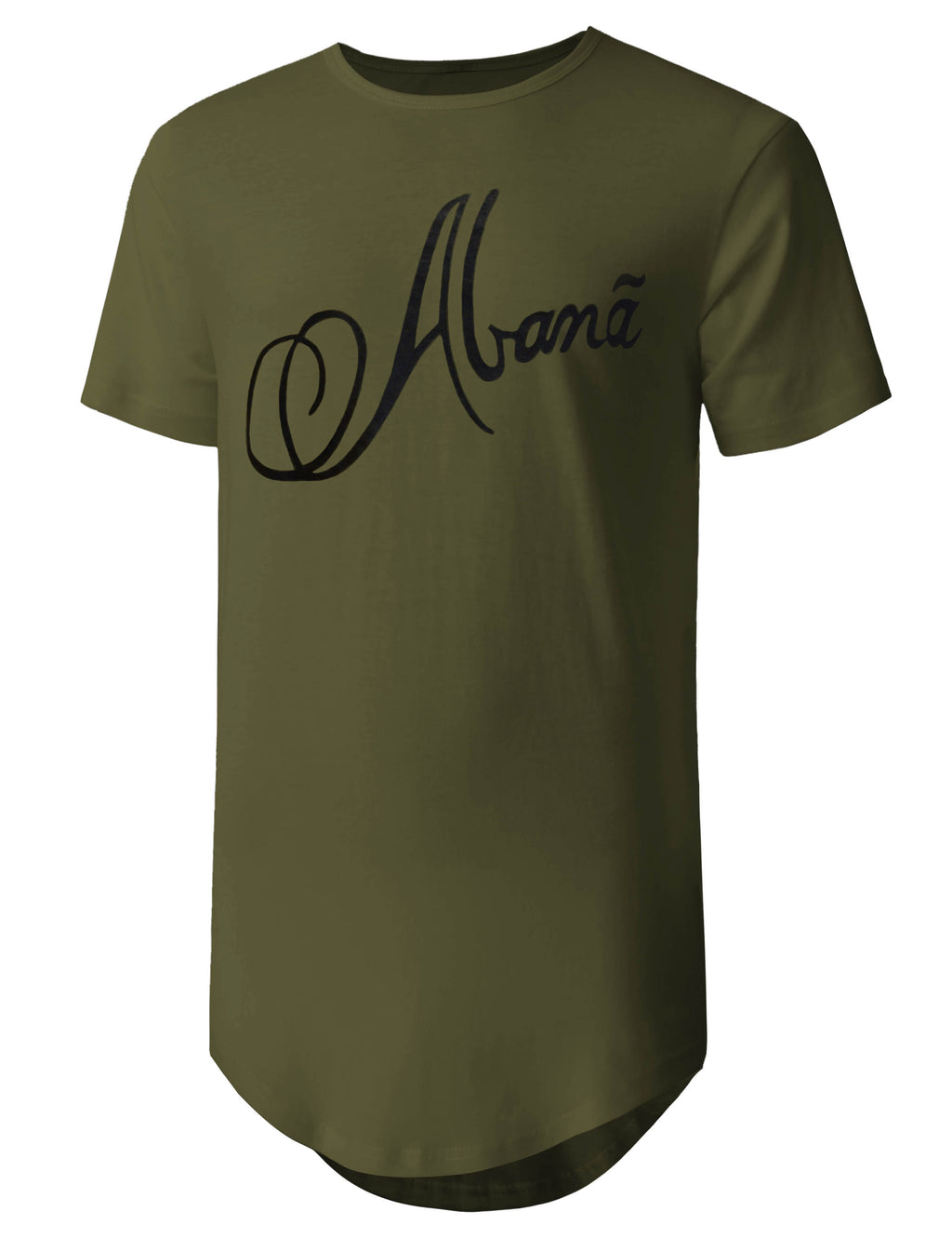 Abana Men Long Tees (CLICK TO VIEW OTHER COLORS)