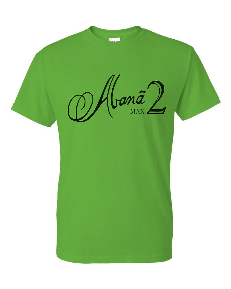 Abana Max II Men Tees (CLICK TO VIEW OTHER COLORS)