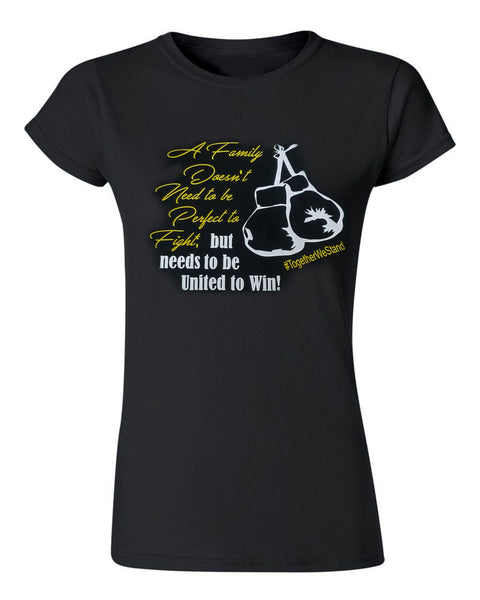 Women Together We Stand T-Shirts