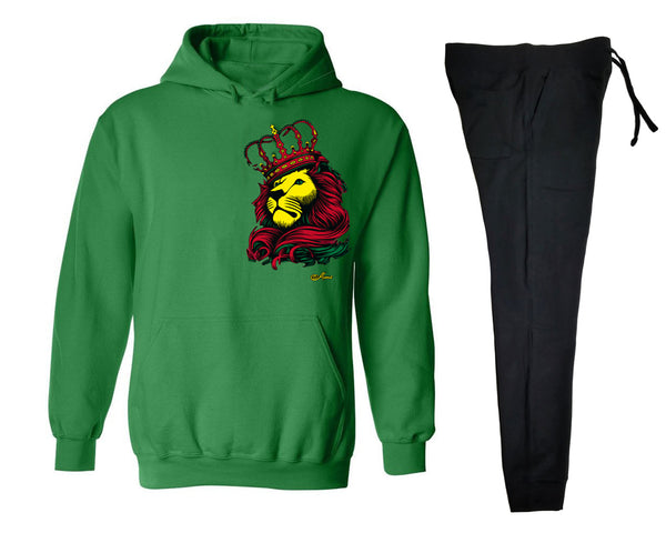 Abana Lion Head Jogger Sets