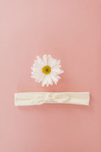 Knit Headband | Vanilla