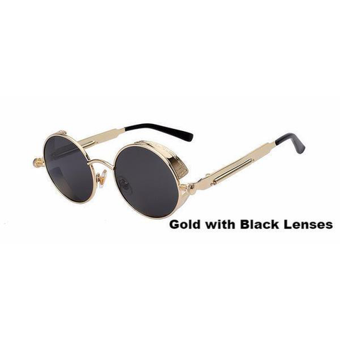 'Cosmic' Steampunk Sunglasses