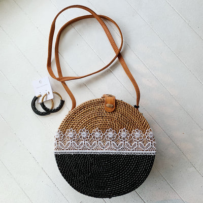 Halo Bag Lace