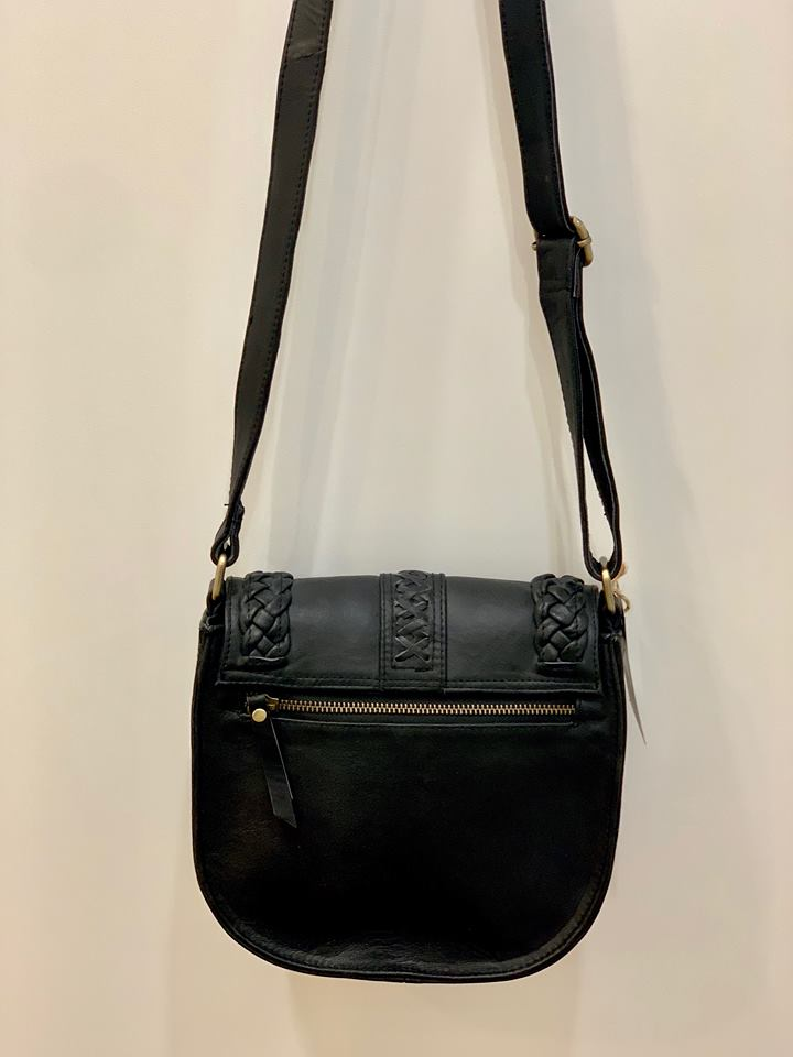 Leyla Leather Shoulder Bag