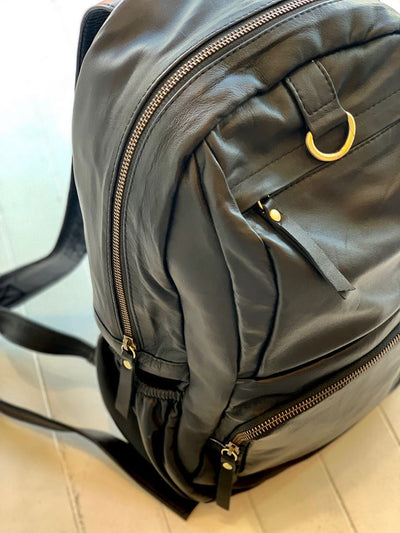 Florence Leather Backpack