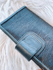 Jess Cow-Hide Leather Wallet