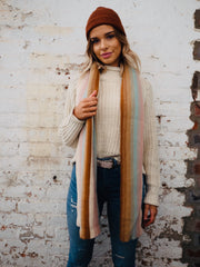 Gidget multi colour scarf