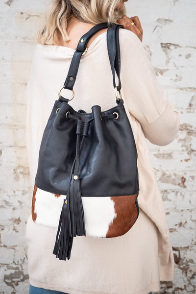 Heidi | Halo Leather Bag