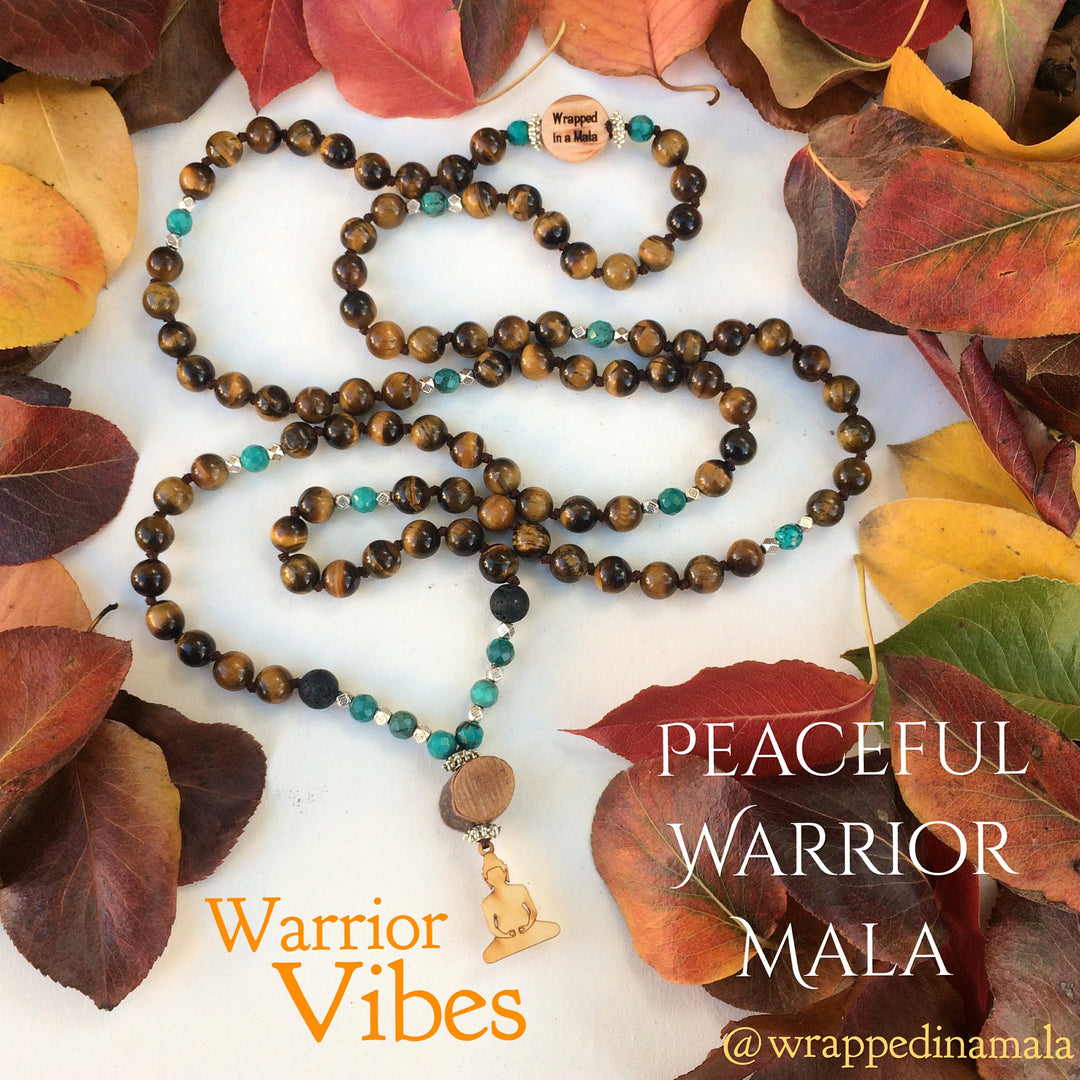 Wrapped in Mala