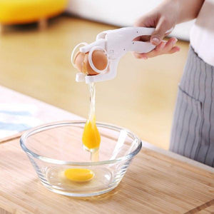 The Easy Egg Cracker