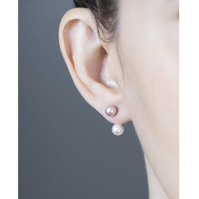 PEARL FLOATER EAR JACKETS