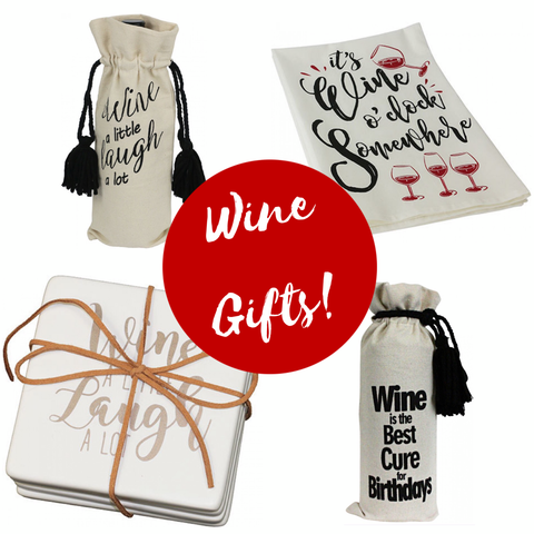 Wine Gifts and Accessories - For Any Occasion!
