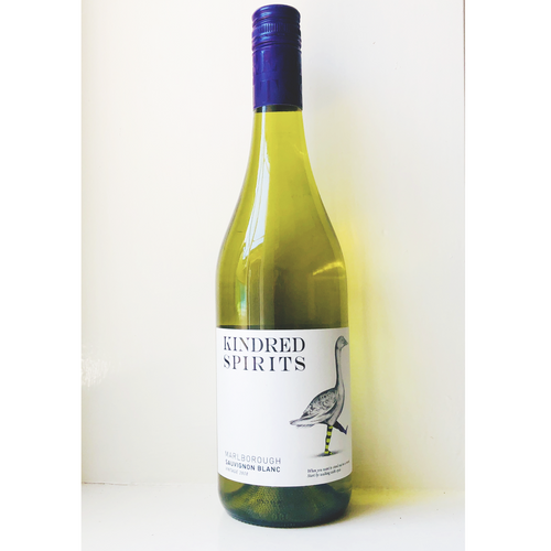 Kindred Spirits Marlborough Sauvignon Blanc 2018 Vintage
