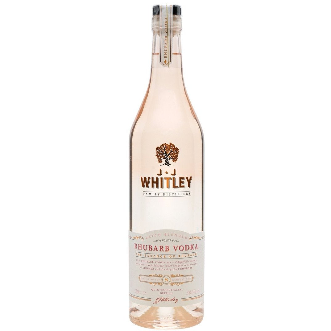 JJ Whitley Rhubarb Vodka