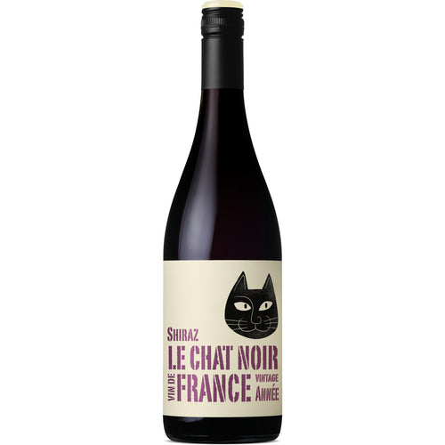 Le Chat Noir Aude Valley Shiraz