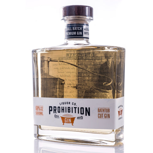 Prohibition Gin Carafe